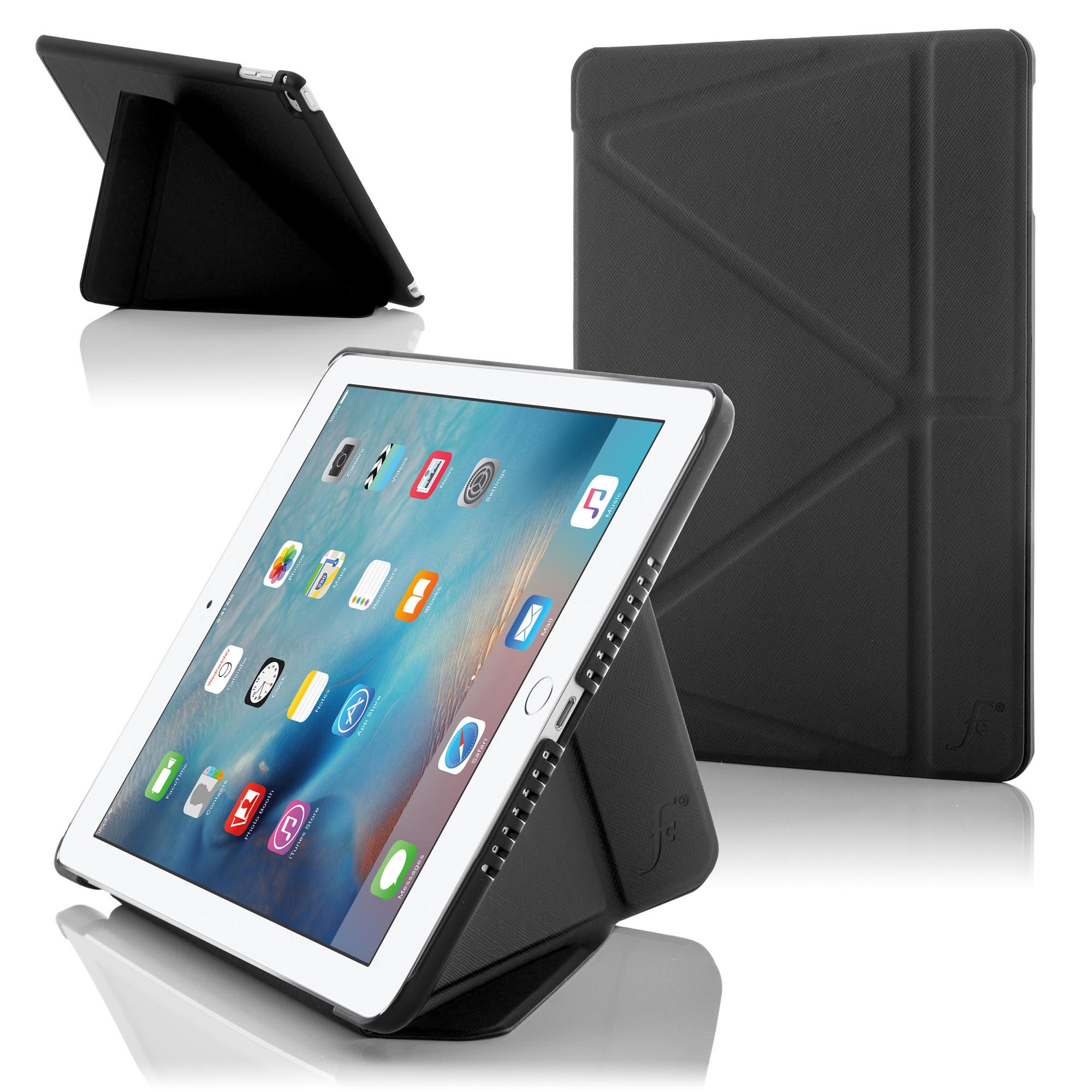 Forefront Cases Smart Case Sleeve Shell Cover Stand Apple Ipad Pro
