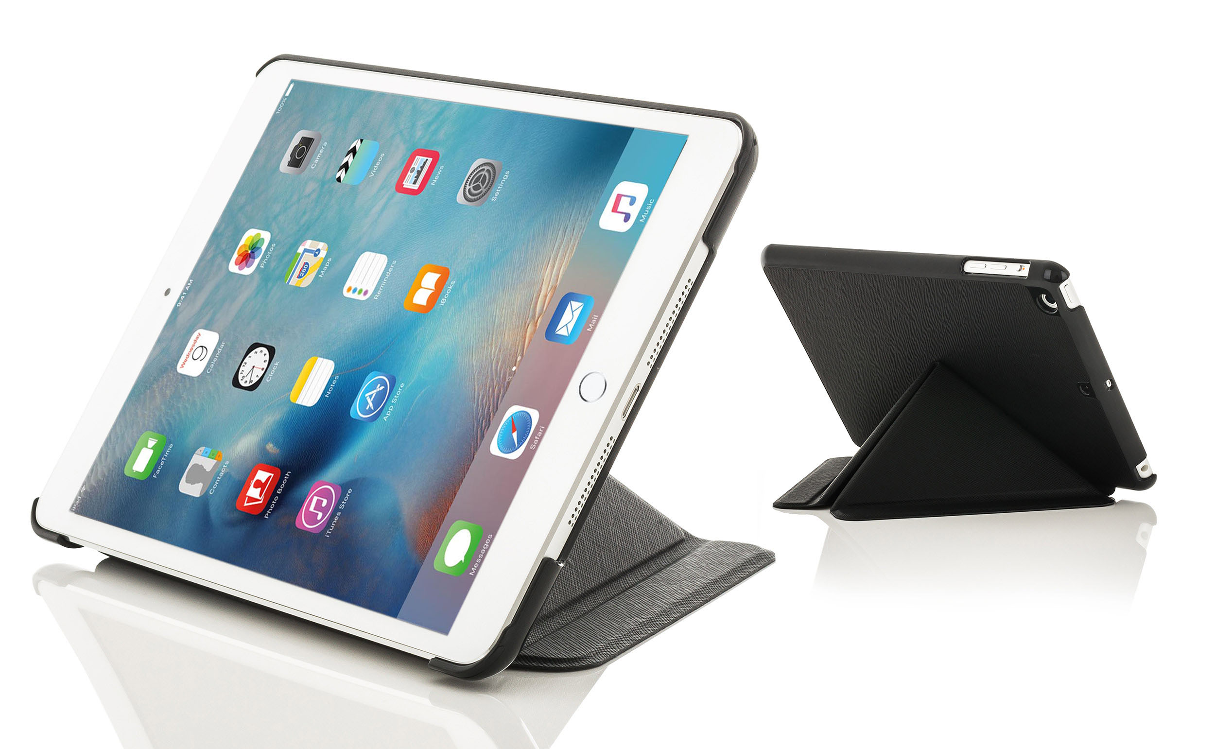 forefront cases origami smart case cover stand for apple ipad pro 9 7 ebay. Black Bedroom Furniture Sets. Home Design Ideas