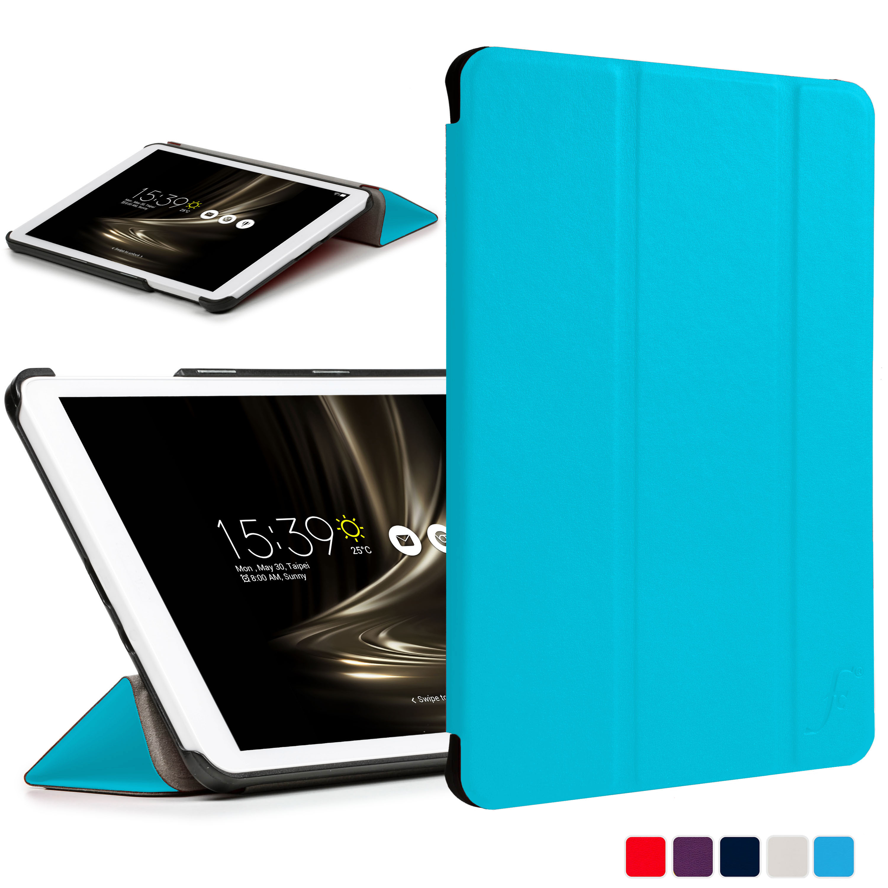 Forefront Cases® Folding Smart Case Cover Stand for ASUS ...
