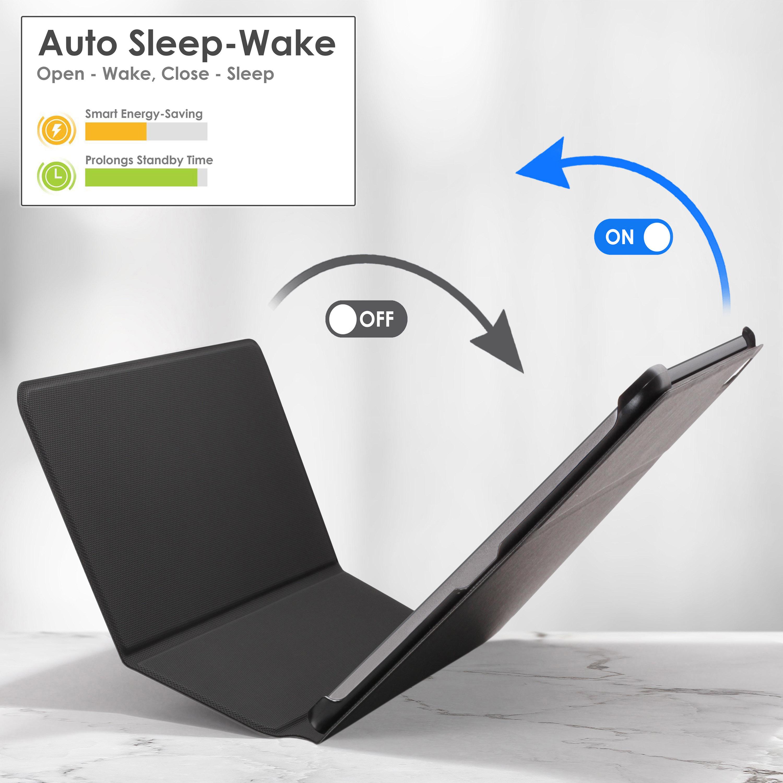 Lenovo-Tab-4-8-Plus-Case-Stand-Cover-for-Lenovo-Tab-4-8-Plus-Auto-Sleep-Wake thumbnail 32
