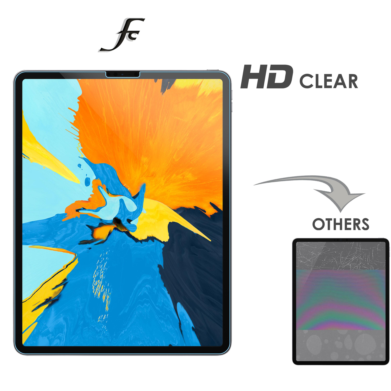Apple iPad Pro 11 inch 2018 Tempered Glass Screen ...
