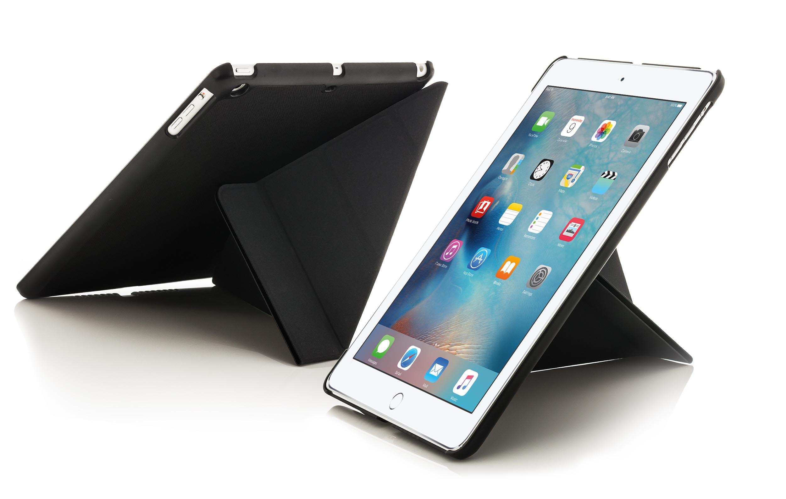 forefront cases folding origami smart case cover stand for apple ipad pro 12 9 ebay. Black Bedroom Furniture Sets. Home Design Ideas