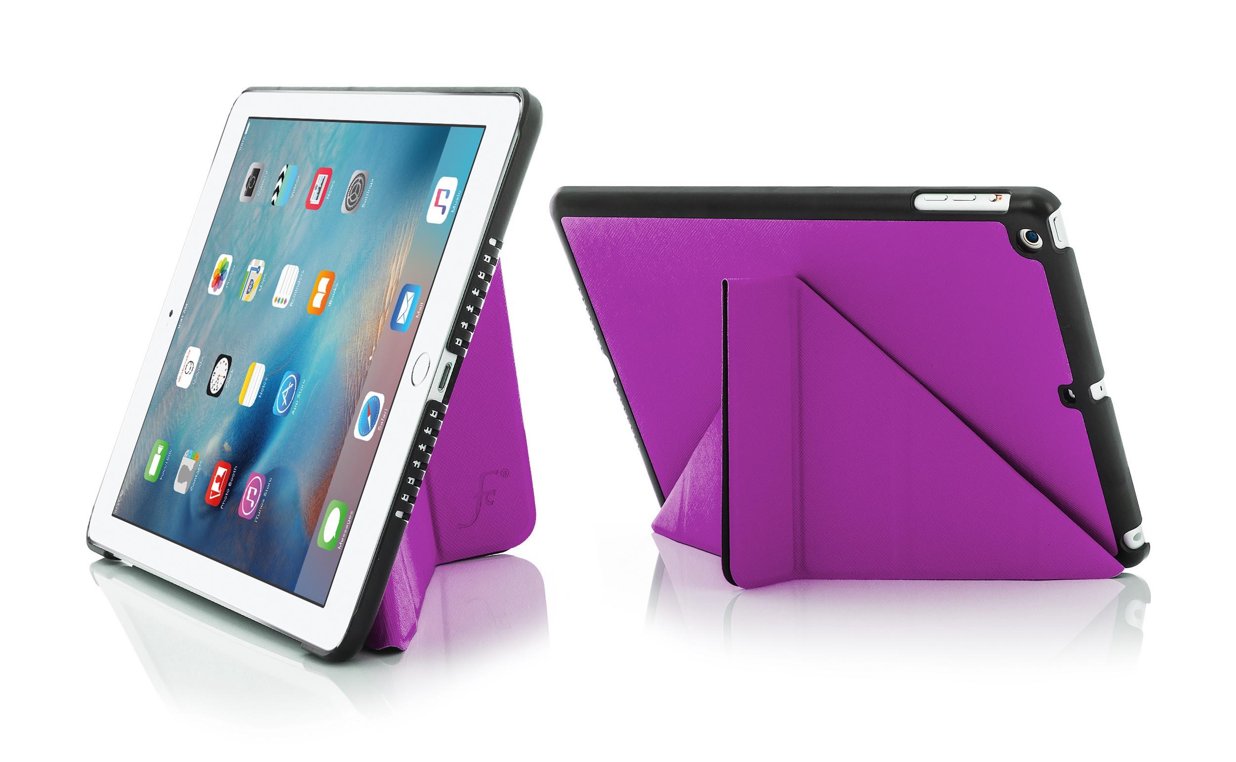 forefront cases folding origami smart case cover stand. Black Bedroom Furniture Sets. Home Design Ideas