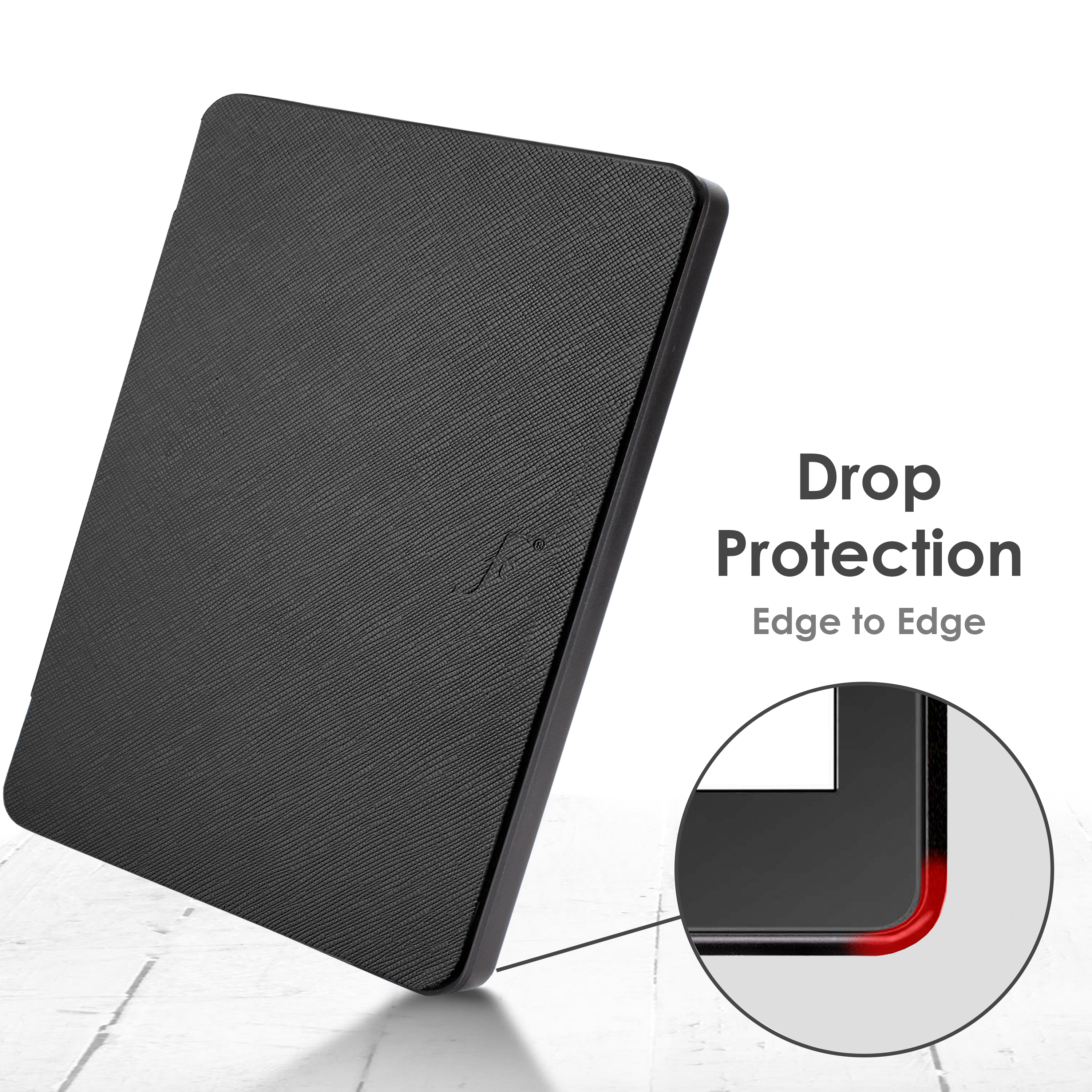 Kindle-Paperwhite-2018-Case-Smart-Protective-Cover-Case-Slim-Lightweight-Shell miniatuur 6
