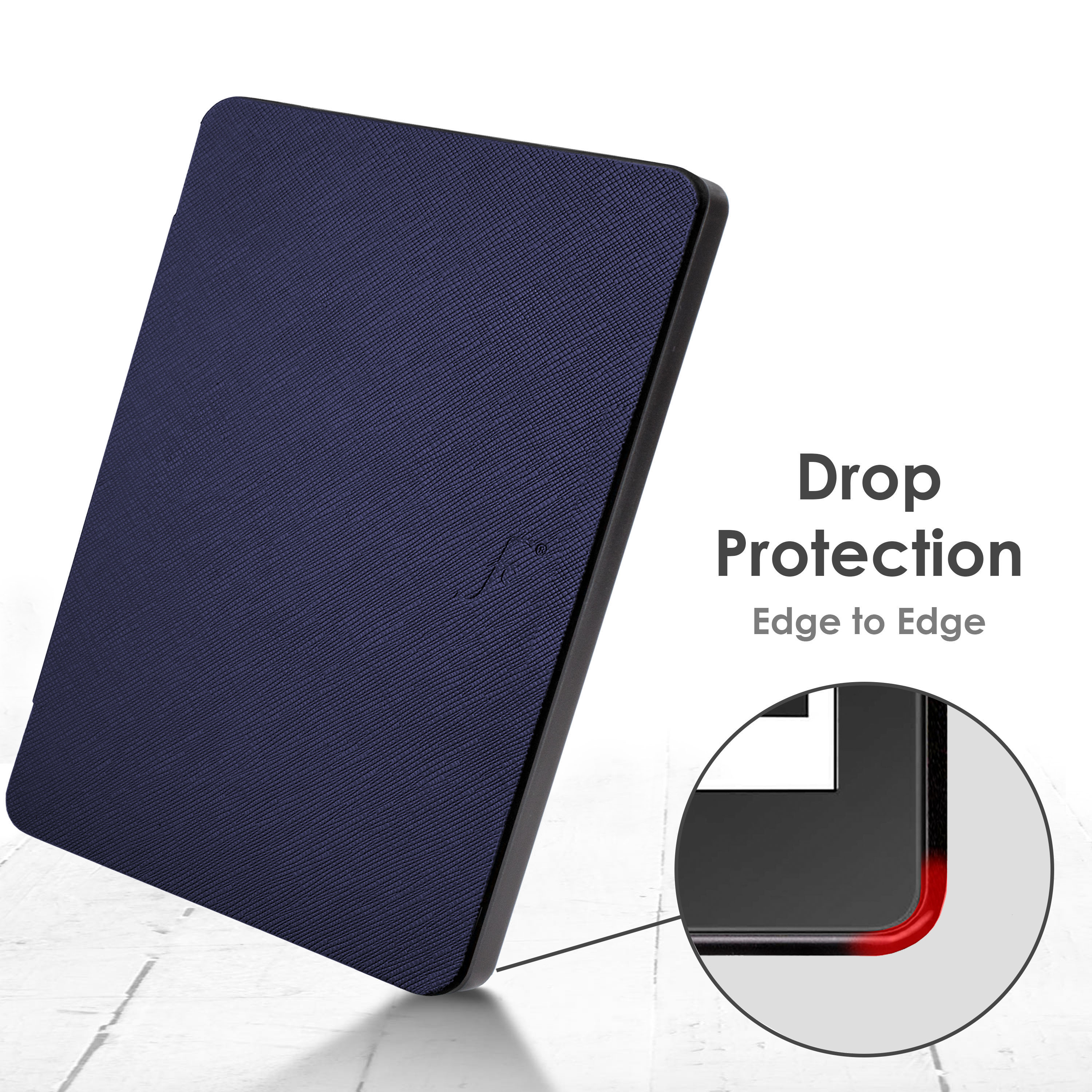 Kindle-Paperwhite-2018-Case-Smart-Protective-Cover-Case-Slim-Lightweight-Shell miniatuur 30