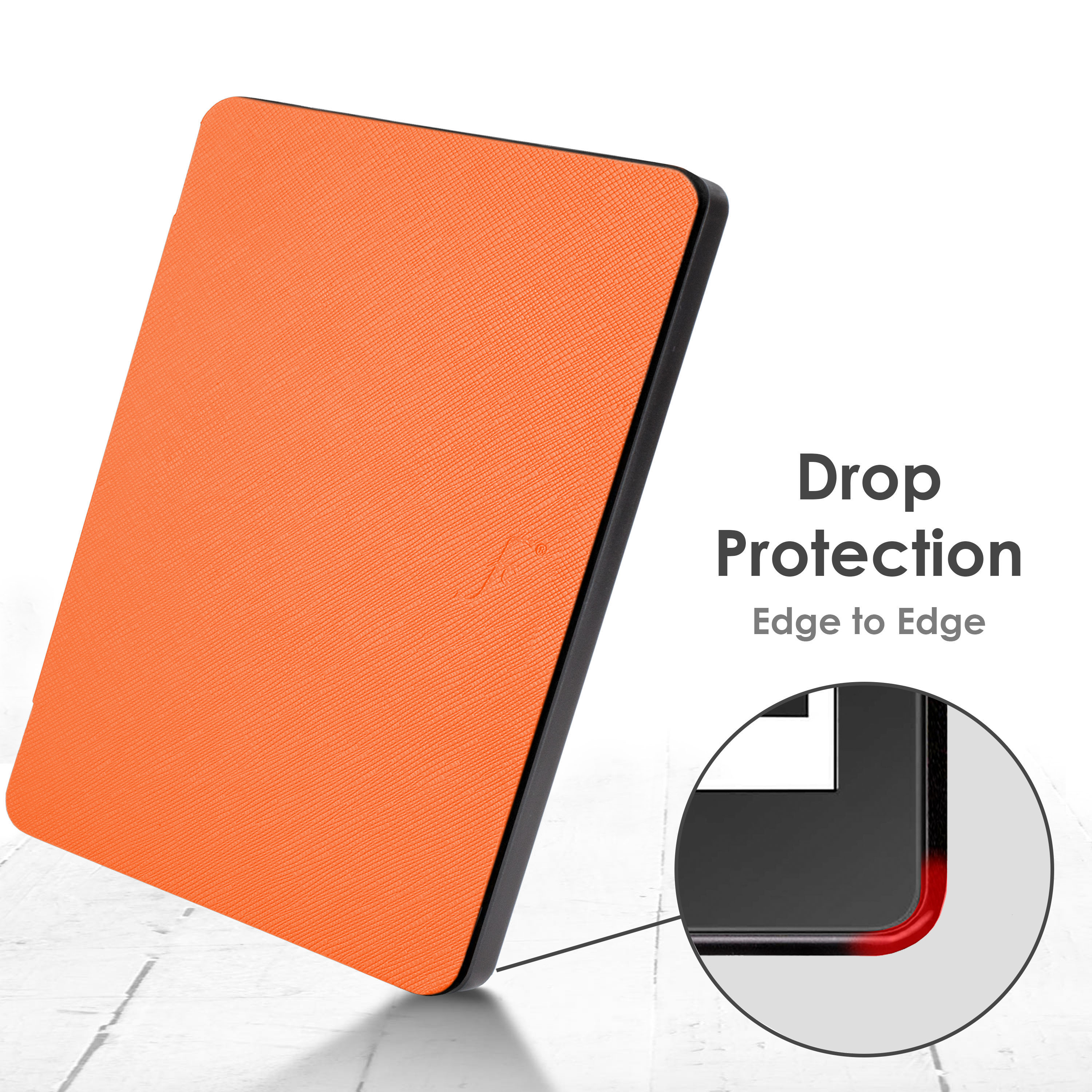 Kindle-Paperwhite-2018-Case-Smart-Protective-Cover-Case-Slim-Lightweight-Shell miniatuur 38
