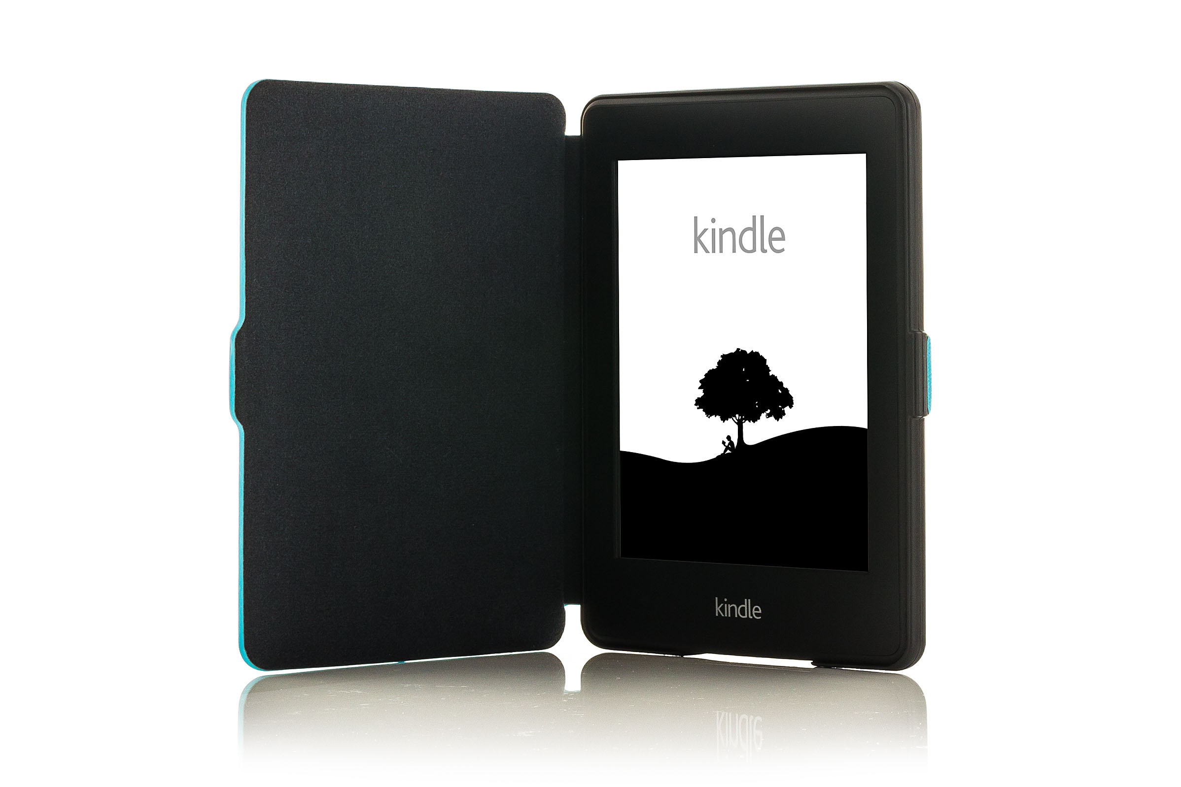 Kindle 2 Case: Leather Smart Shell Case Cover For Amazon Kindle