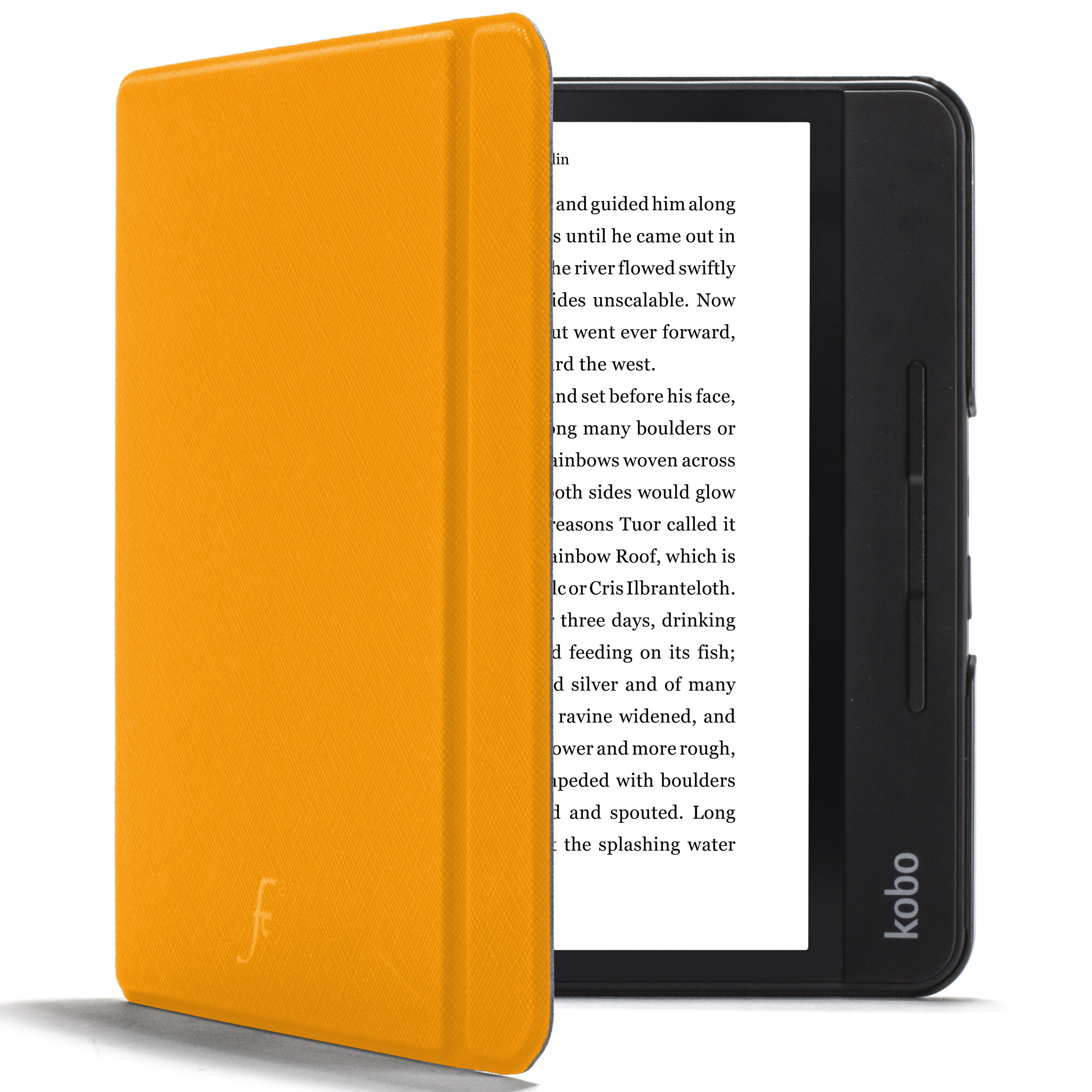 Details about Kobo Forma Case Smart Cover for Kobo forma 2018 Slim  Lightweight Yellow