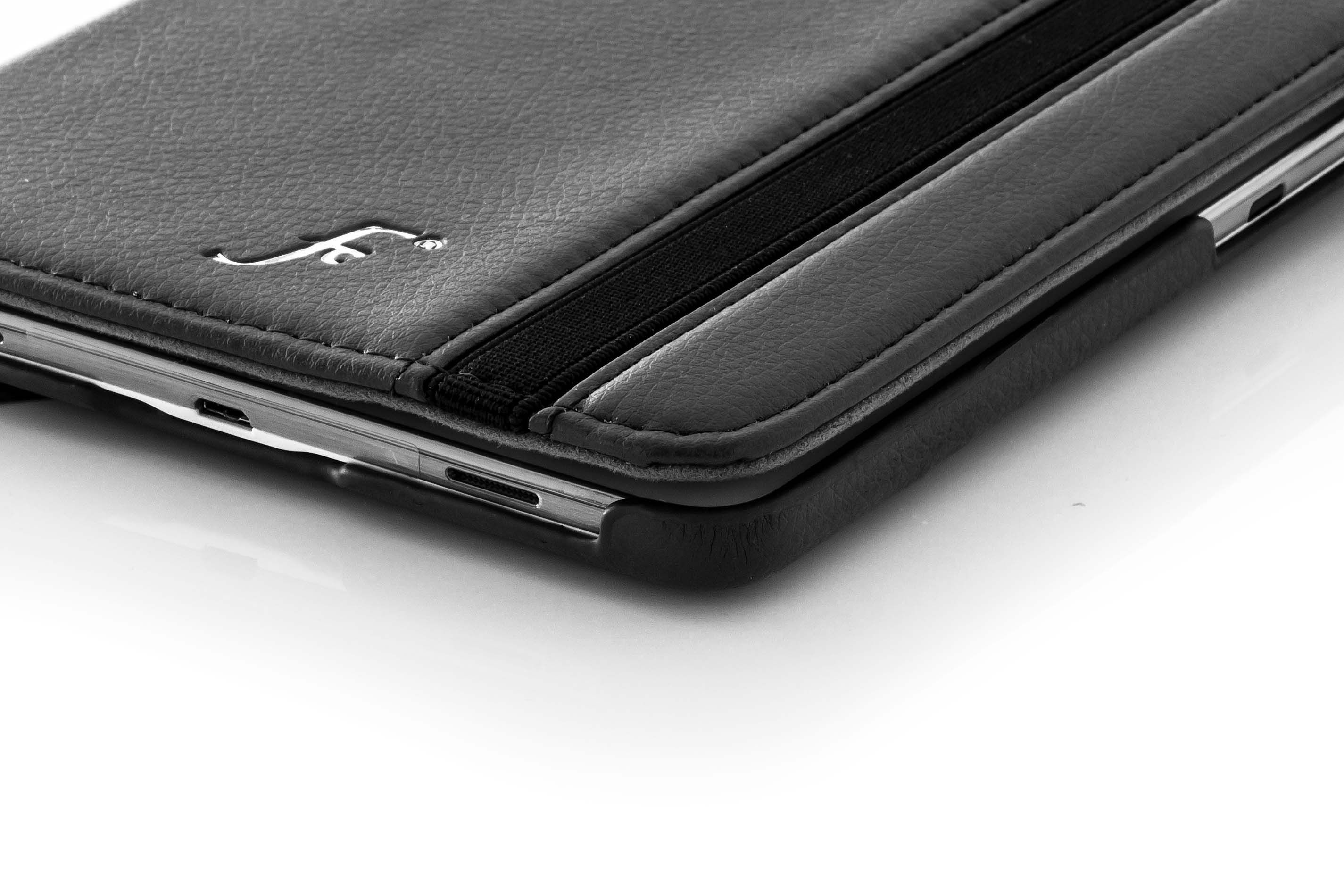 on sale dd328 ea8e8 Details about Leather Rotating Case Cover for Samsung Galaxy Tab E 9.6 T560